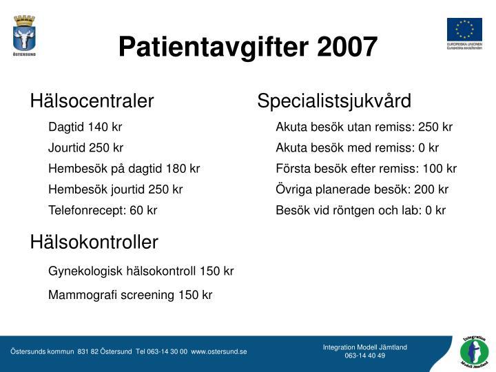 Hälsocentraler