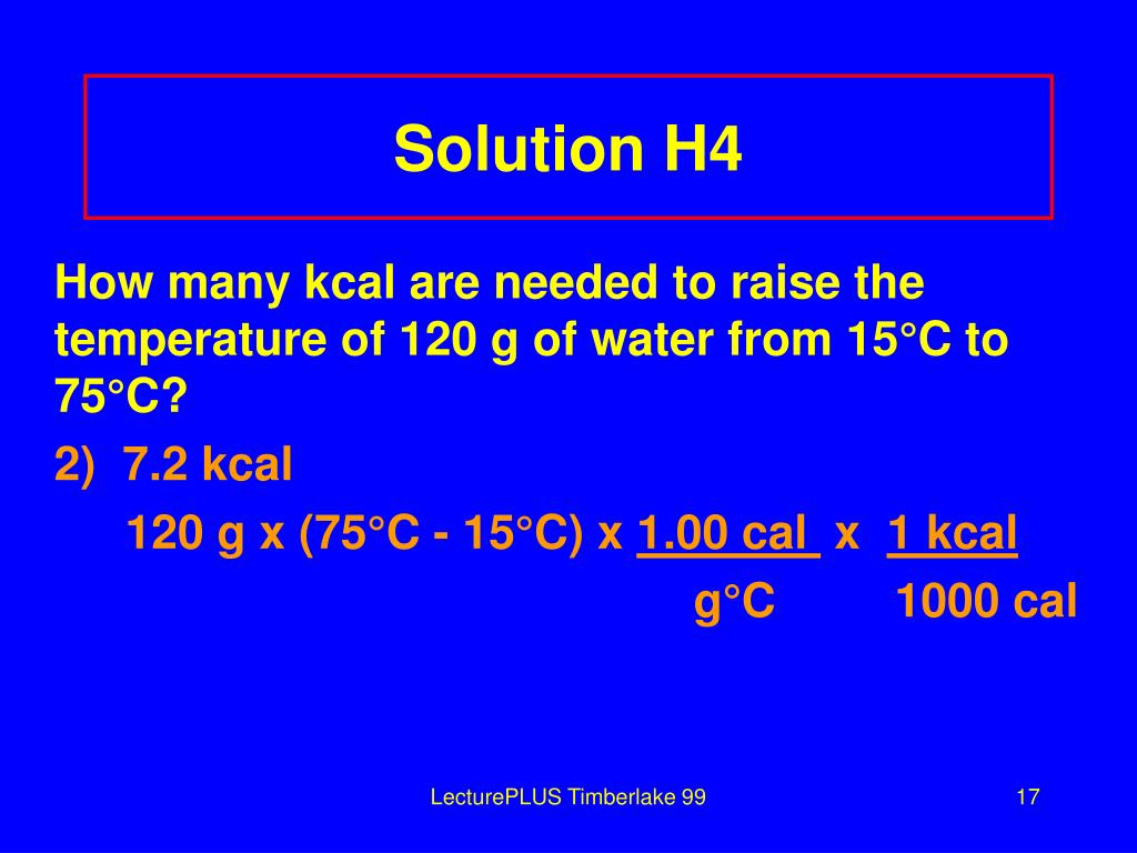 Solution H4