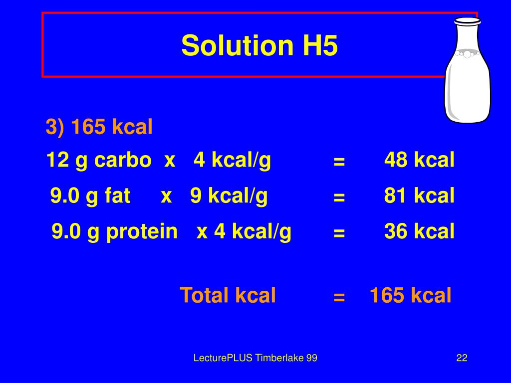 Solution H5