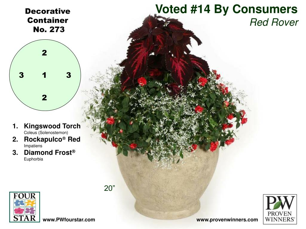 Voted #14 By Consumers