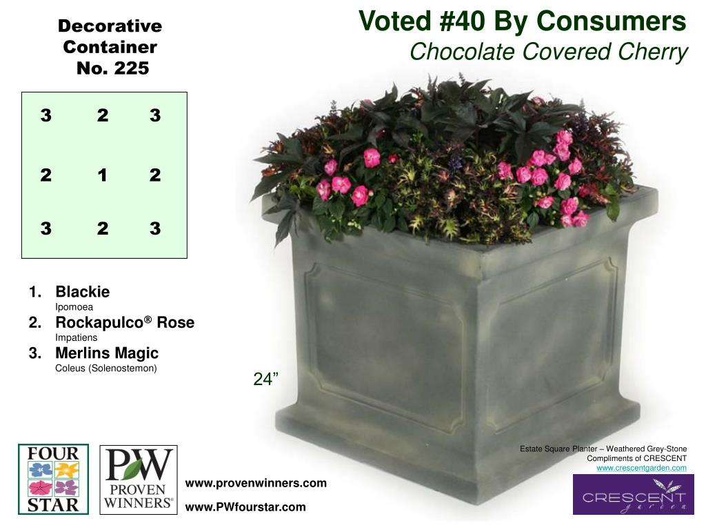Voted #40 By Consumers