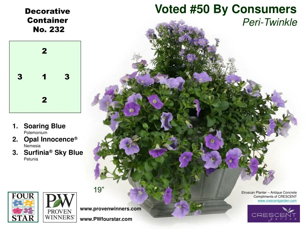 Voted #50 By Consumers