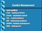 conflict management10