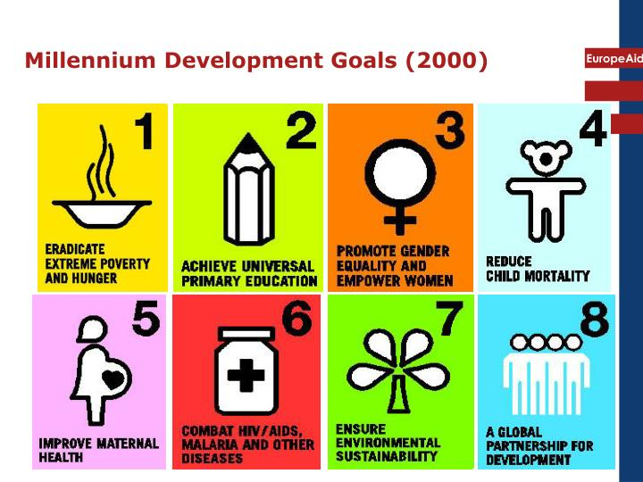 Millennium Development Goals (2000)