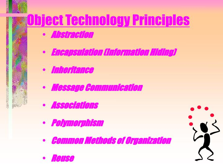 Object Technology Principles