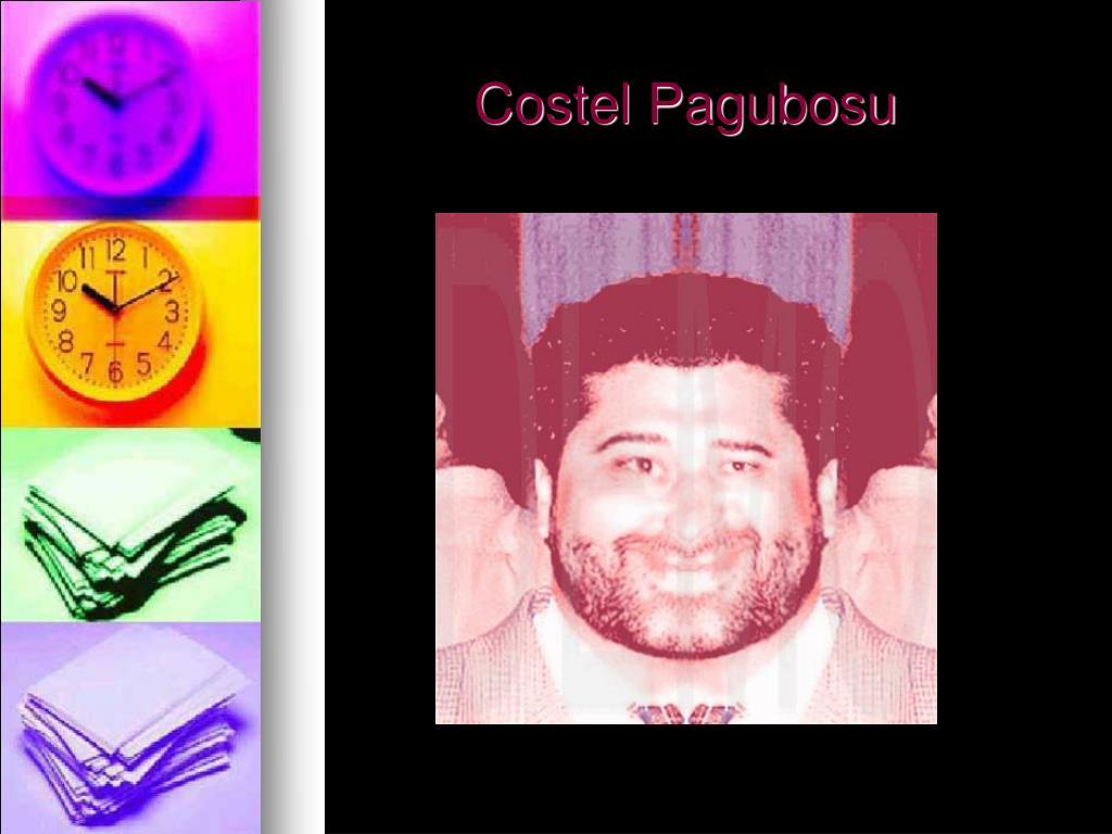 Costel Pagubosu