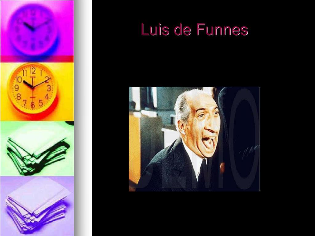 Luis de Funnes