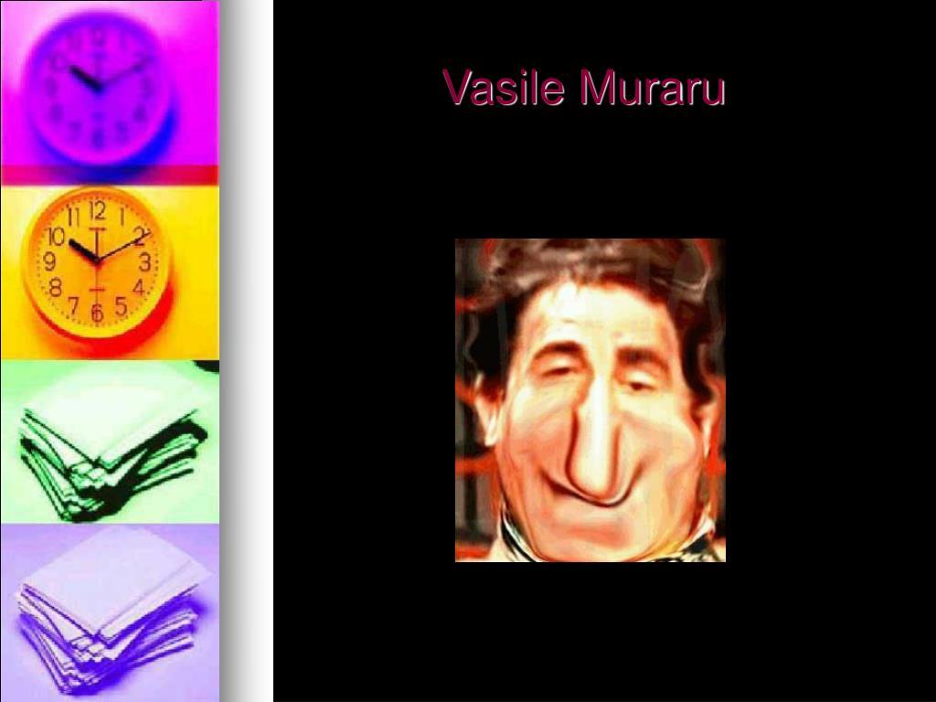 Vasile Muraru