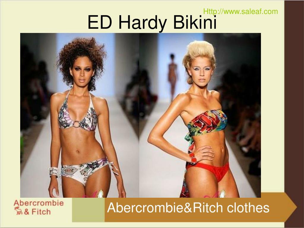 ED Hardy Bikini