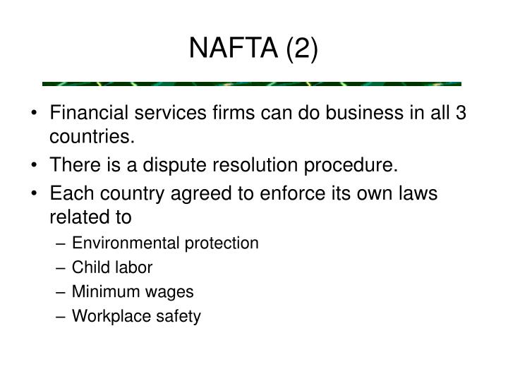 NAFTA (2)
