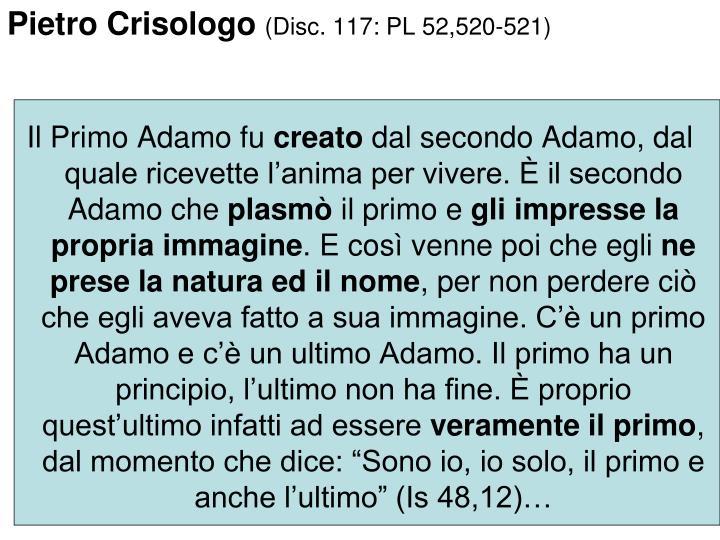 Pietro Crisologo