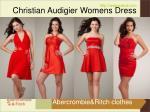christian audigier womens dress7