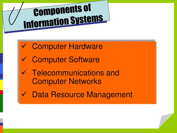 Components of Information Systems