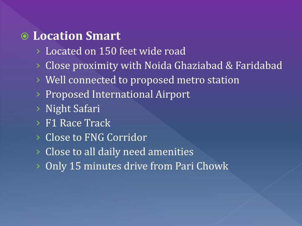 Location Smart