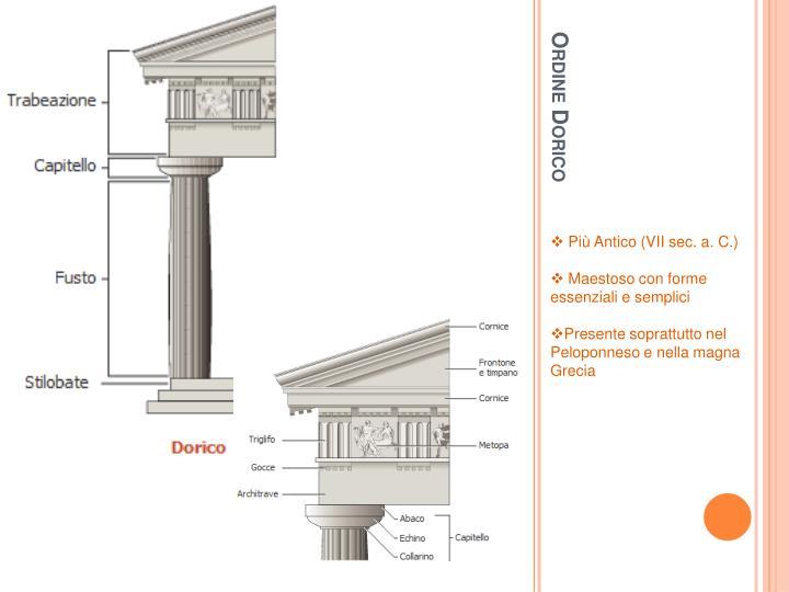 Più Antico (VII sec. a. C.)