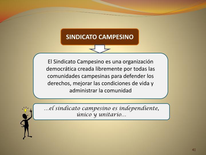 SINDICATO CAMPESINO