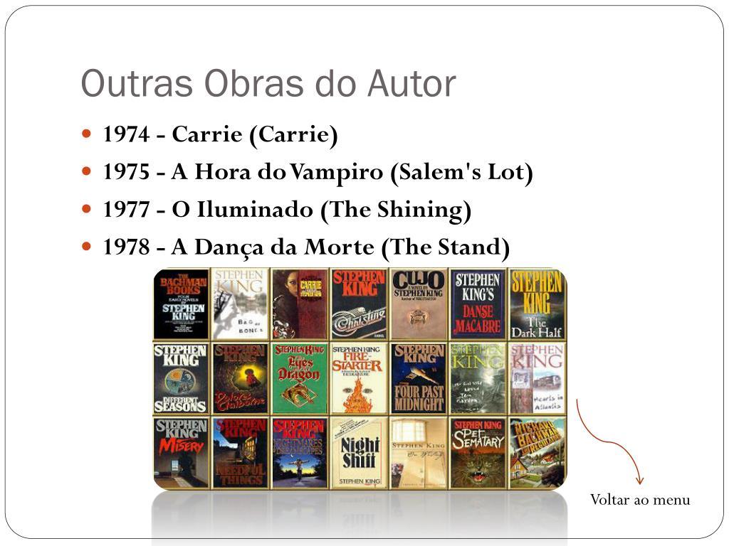 Outras Obras do Autor