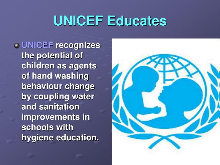 UNICEF Educates