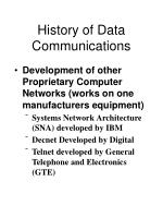 history of data communications14