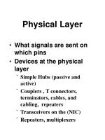 physical layer84