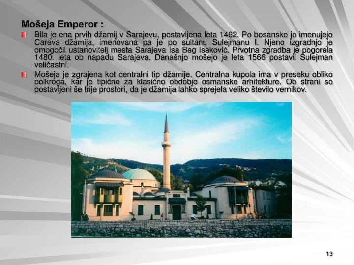Mošeja Emperor :