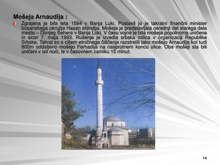 Mošeja Arnaudija :