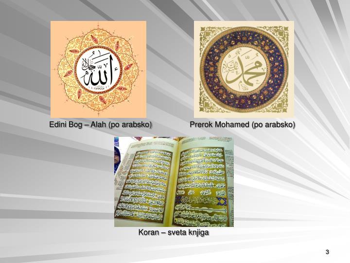 Koran – sveta knjiga