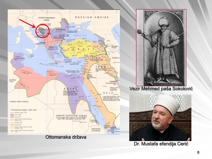 Vezir Mehmed paša Sokolović