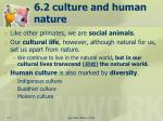 6 2 culture and human nature
