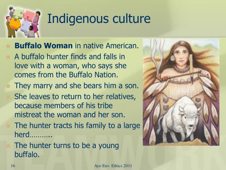 Indigenous culture