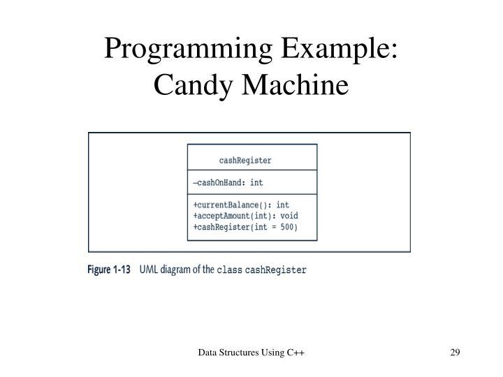 Programming Example: