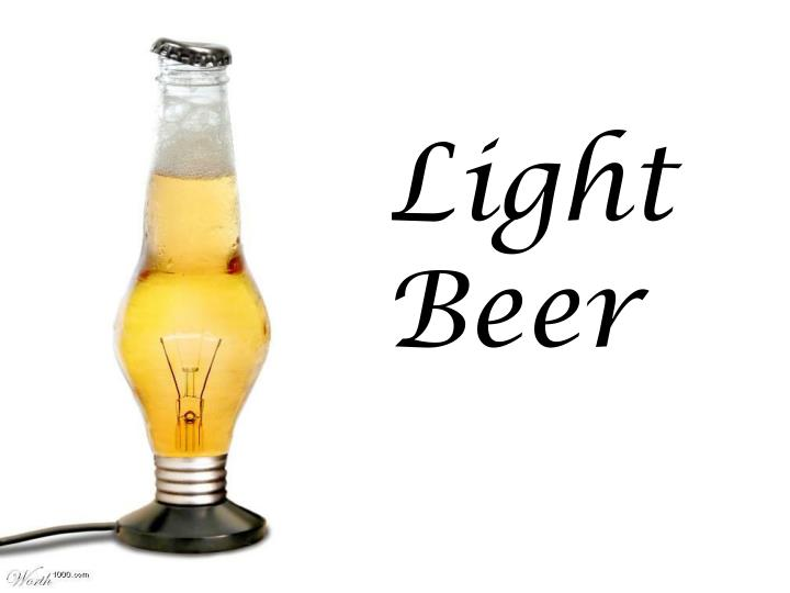Light Beer