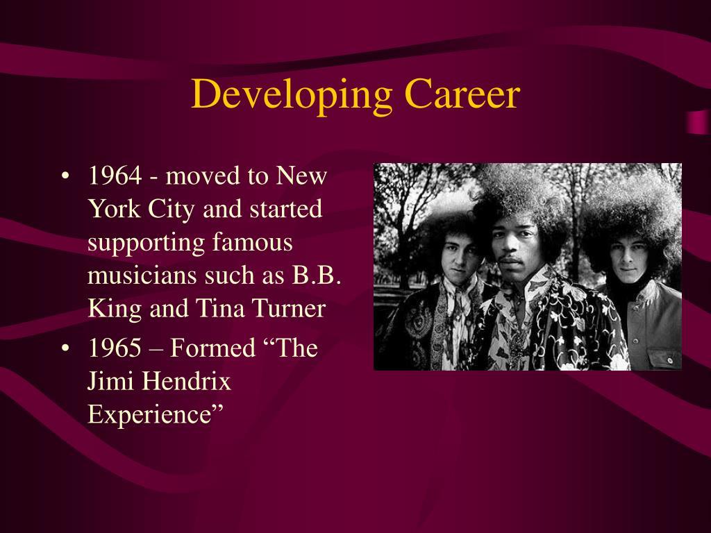 Developing Career