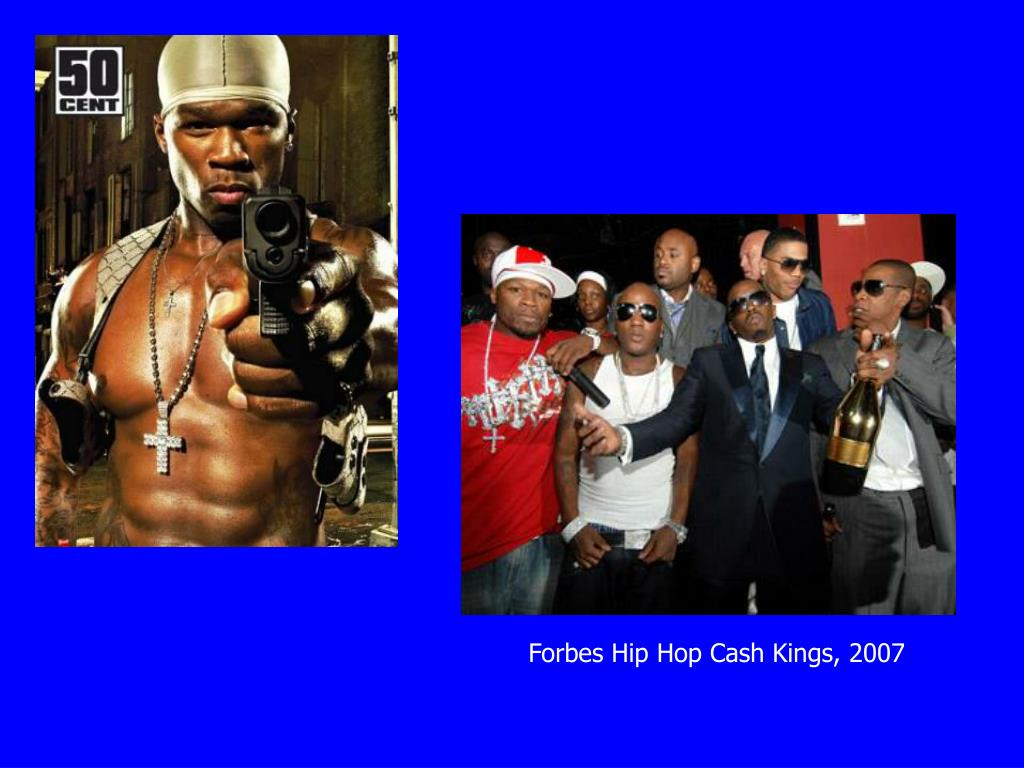 Forbes Hip Hop Cash Kings, 2007