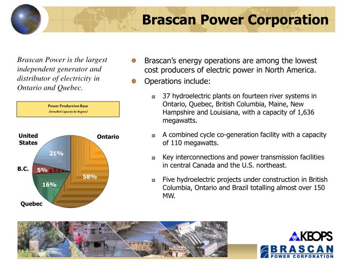 Brascan Power Corporation