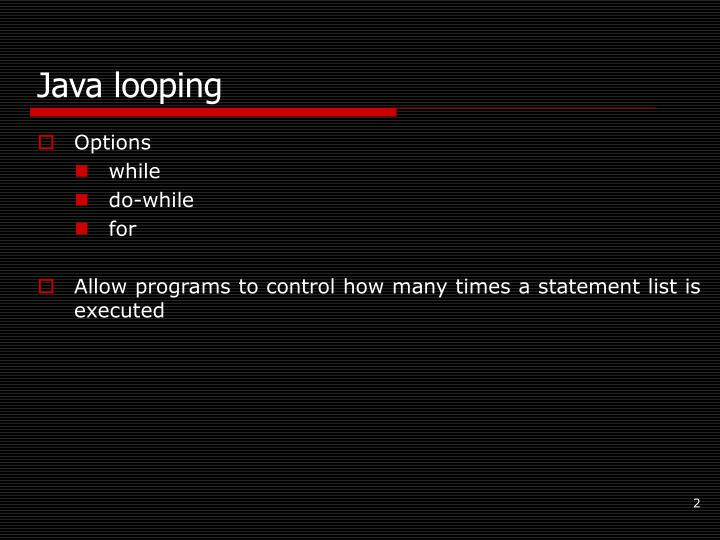 Java looping l.jpg