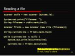 reading a file26