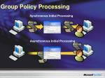 group policy processing
