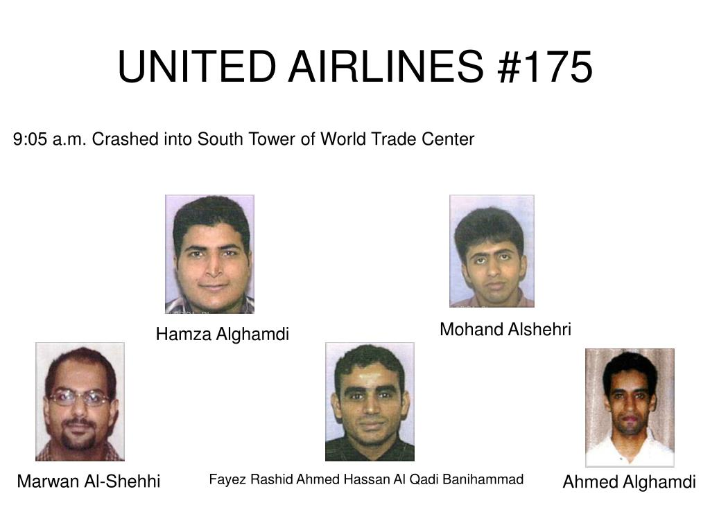 UNITED AIRLINES #175