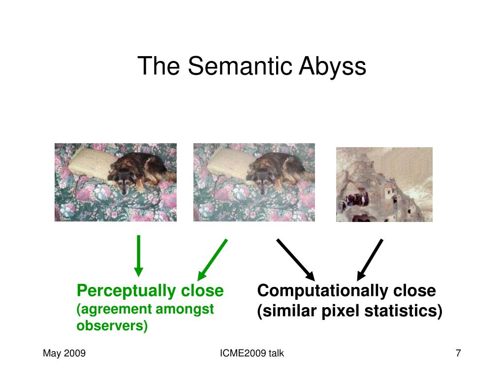 The Semantic Abyss