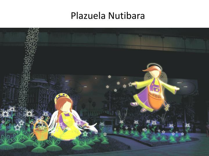 Plazuela Nutibara