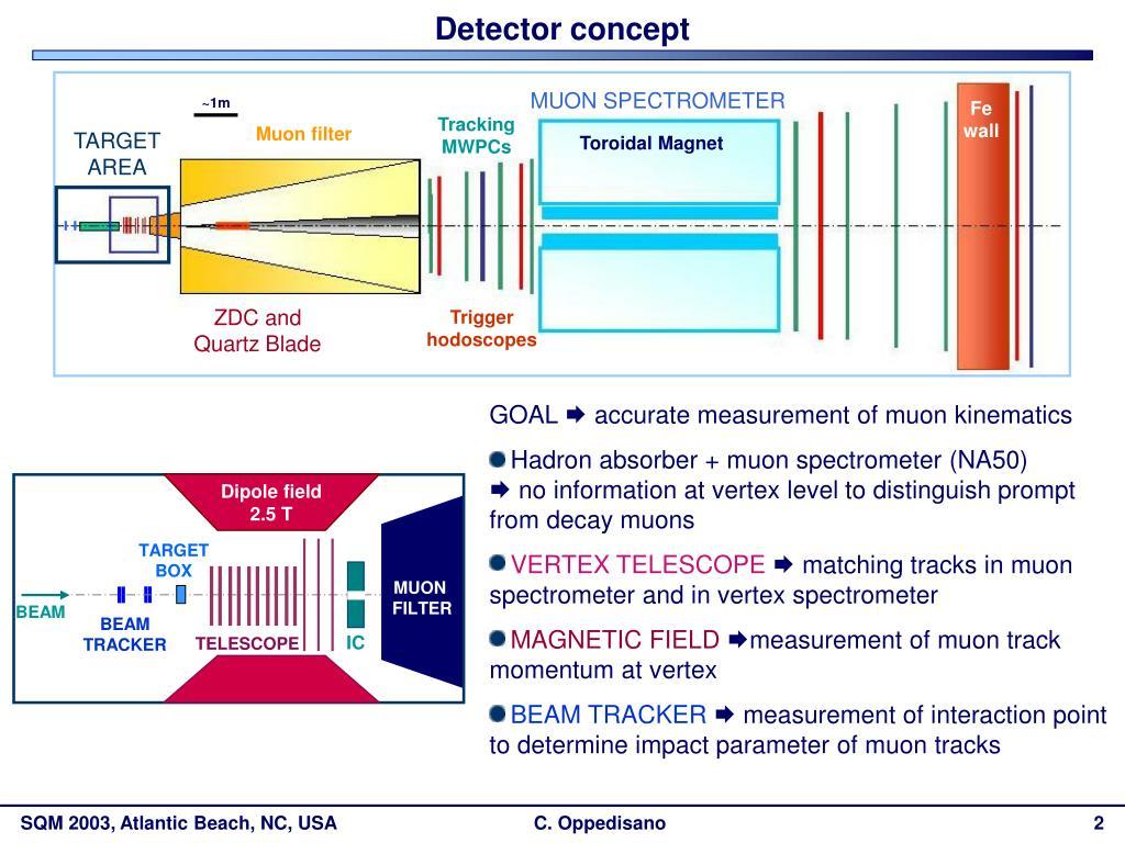 Detector concept