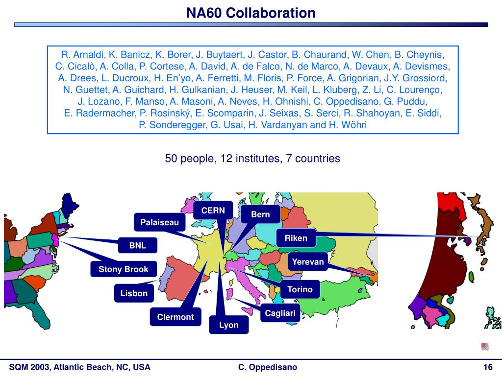 NA60 Collaboration