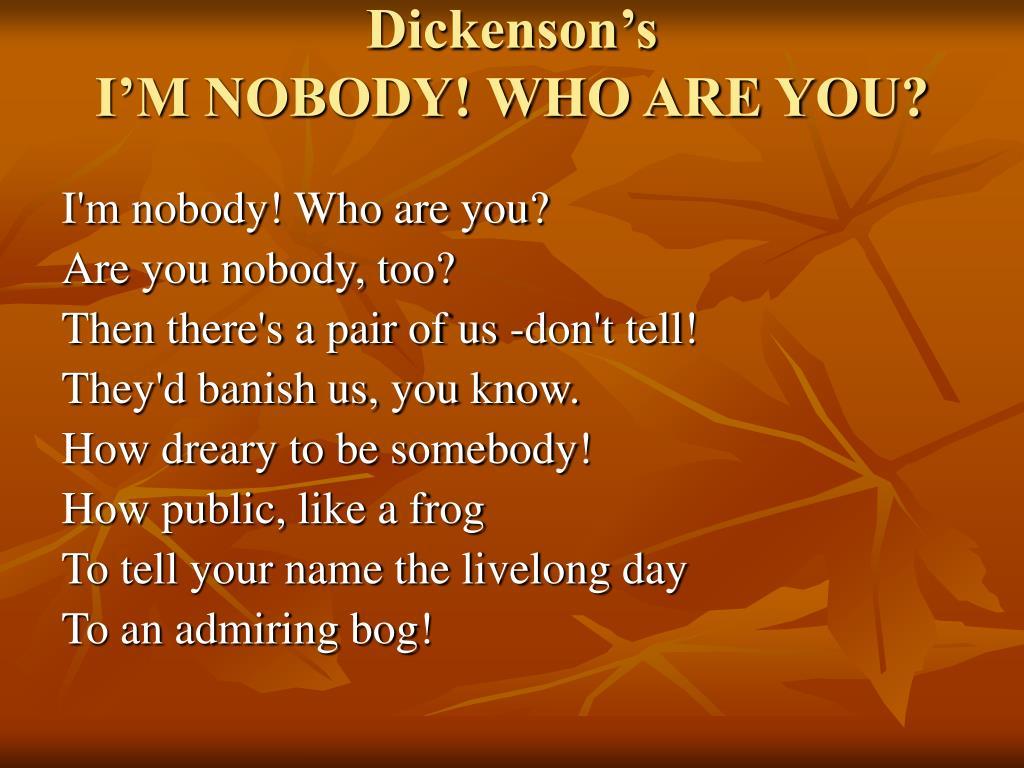 Dickenson's