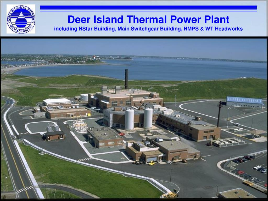 Deer Island Thermal Power Plant