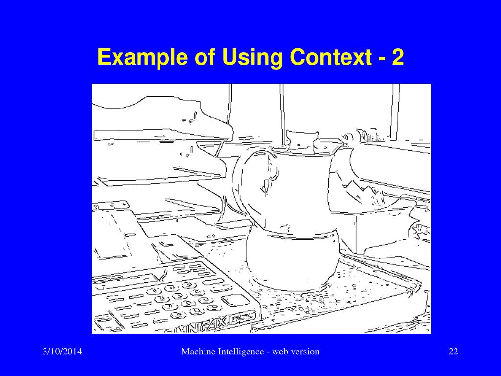 Example of Using Context - 2