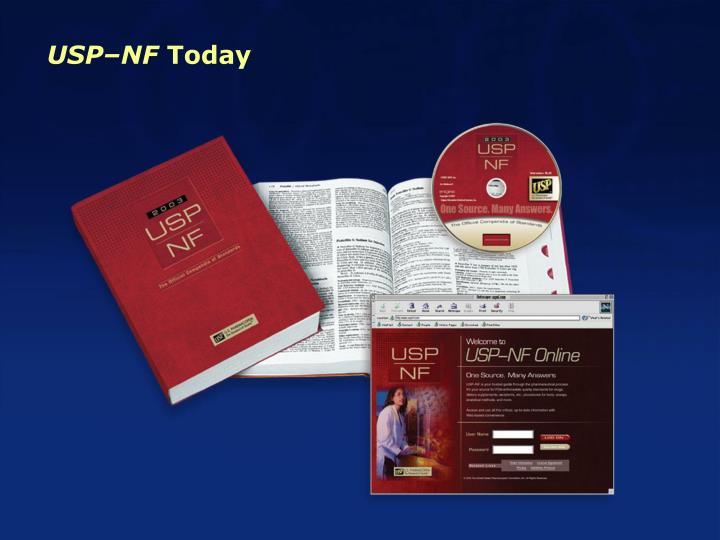 USP–NF