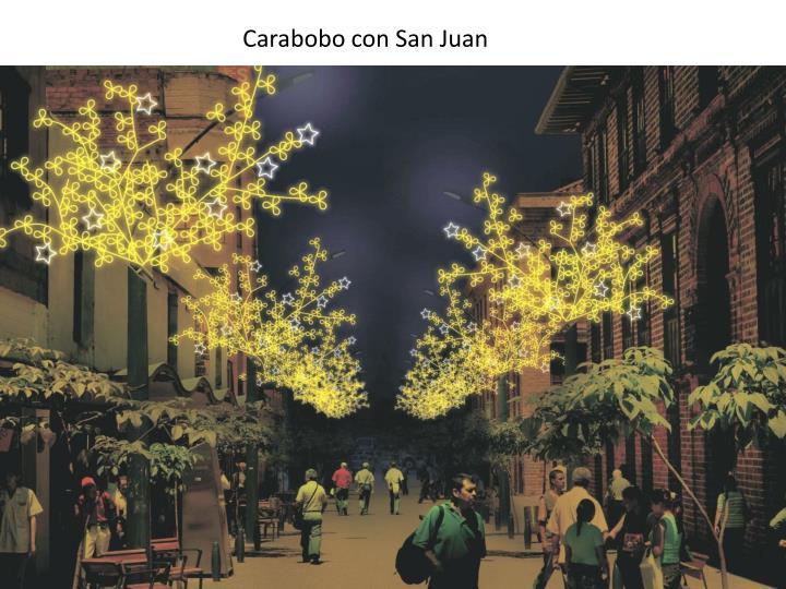Carabobo con San Juan