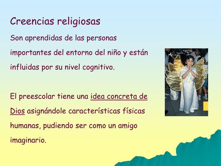 Creencias religiosas