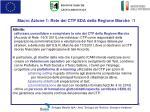 macro azione 1 rete dei ctp eda della regione marche 1